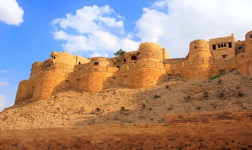 Royal Rajasthan – 2 Days in Jaisalmer, the city of the Golden Fort